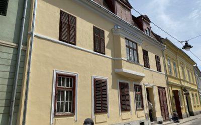 Reabilitare cladire Centrul istoric Sibiu