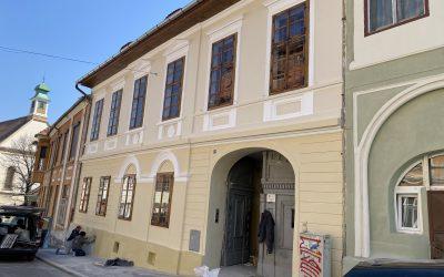 Restaurare monument istoric, Str. Avram Iancu